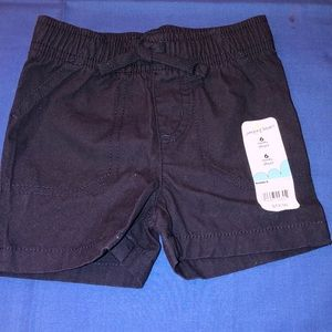 Navy Khaki shorts